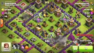 Clash of Clans - Loot & Fail # 1 Was macht bloß die Königin bei so viel Loot 😱😱