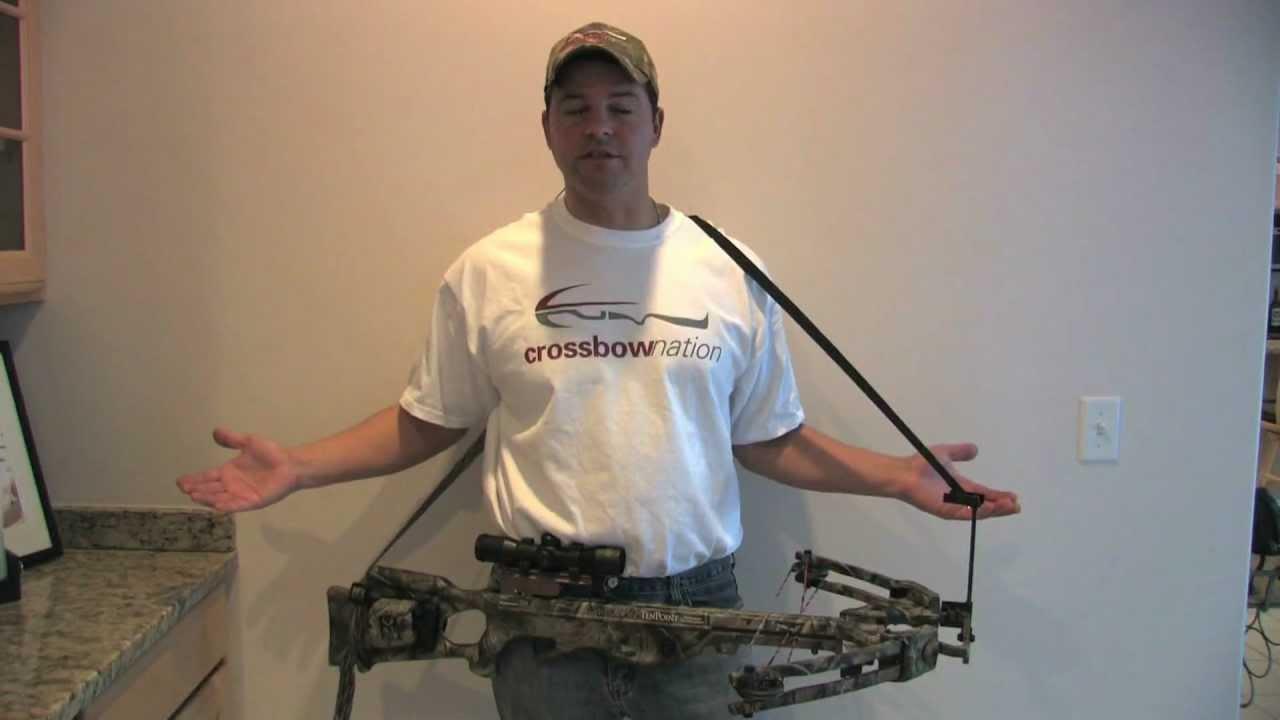 crossbow sling