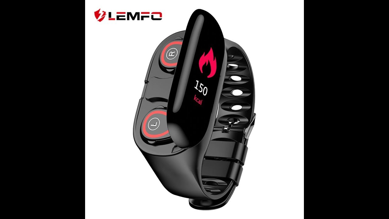 Image result for M1 Newest AI Smart Watch With Bluetooth Earphone