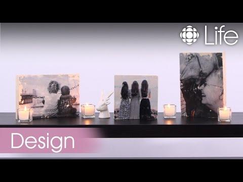 DIY Wood Photo Transfers | CBC Life