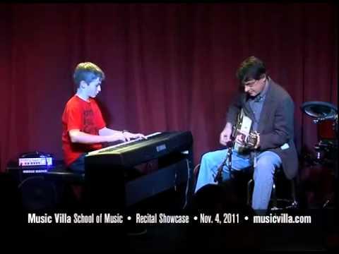 MV School of Music: Cole Janssen