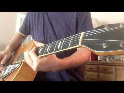 "Tom Bukovac ""Variations On A White Blues Theme"""