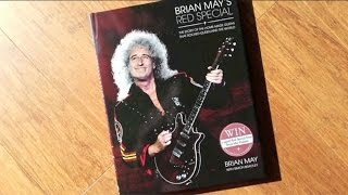 """Brian May's Red Special"" Book Launch 1 October 2014"