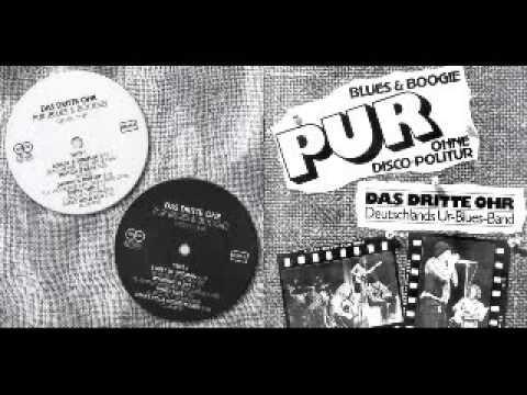 Das Dritte Ohr - Pur Blues & Boogie - 1977 - Driftin' & Driftin' - Dimitris Lesini Greece