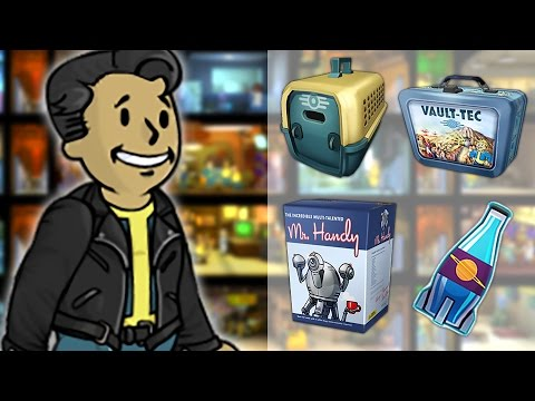 Fallout Shelter Item Buying Guide: Vault Log #5