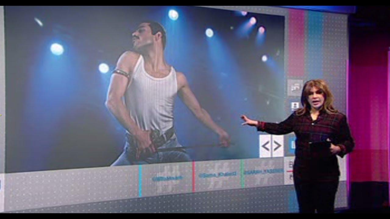 رامي_مالك يفوز بجائزة أفضل ممثل درامي بحفل جوائز جولدن جلوب    #بي بي سي ترندينغ