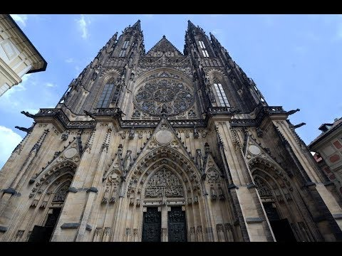 Prague Castle Along With Visit to Petrin Hill & Tower Vlog