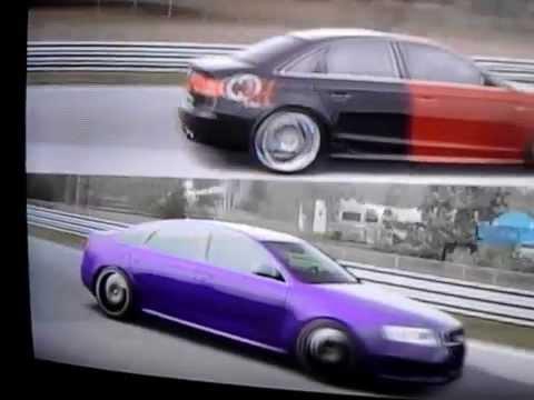 Forza Audi IS Aka Queen Harley Vs Audi IS Aka King Joker - Audi is6