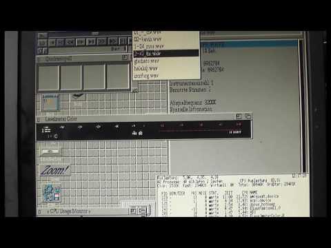 Amiga playing WAV music (quality check)