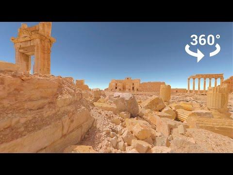 Visit Palmyra in 360 degrees