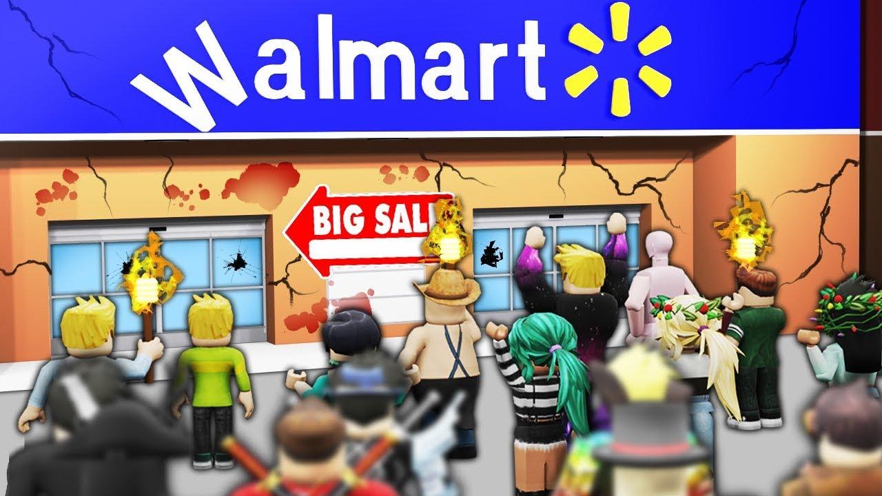 Download Roblox Walmart Raid With 1000 People - roblox admin commands hack 2014