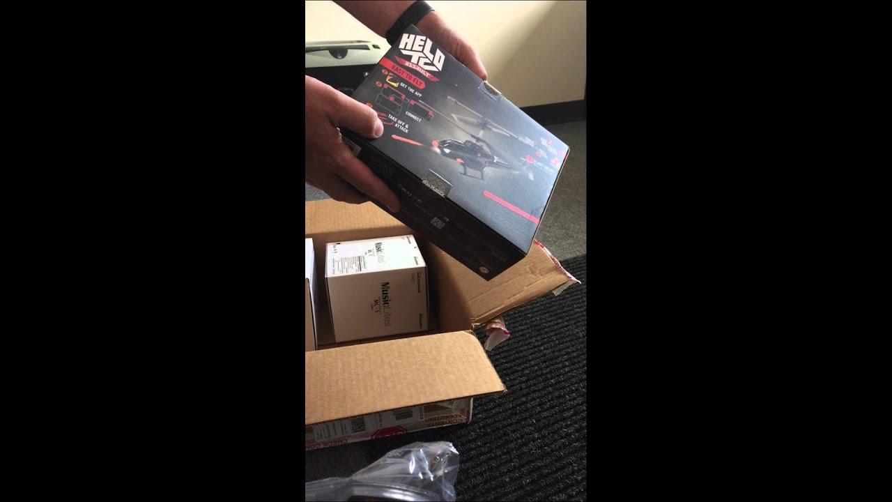 woot mystery electronics box youtube