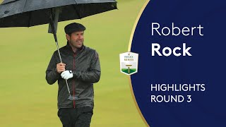 Robert Rock leads by two | Round 3 Highlights | 2020 ASI Scottish Open