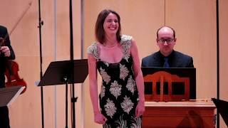 Händel Gloria (segment) featuring Josefien Stoppelenburg at Boulder Bach Festival