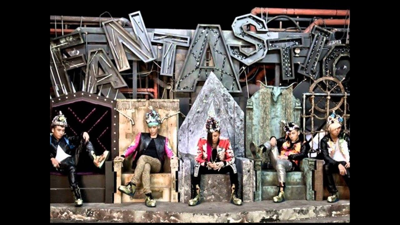 Скачать mp3 big bang fantastic baby