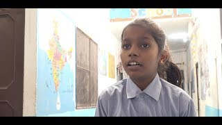 From textile factory to school: Nitu's story