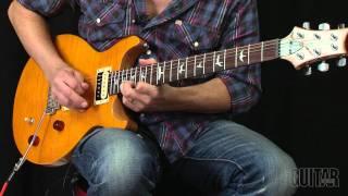 PRS Guitars SE Santana Guitar