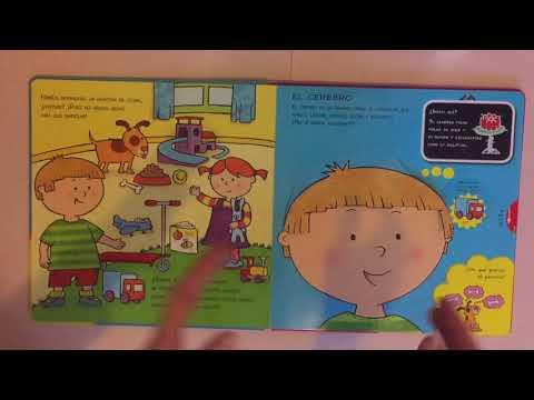 cuentos-infantiles:-el-cuerpo-humano,-mi-primer-libro-de-anatomía-libro-infantil-en-español