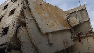 Doğu Guta, en büyük hastanelerinden birini hava saldırısında kaybetti