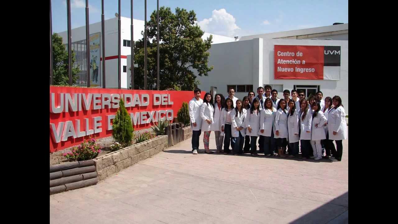 Universidad del valle de mexiico - 4 8