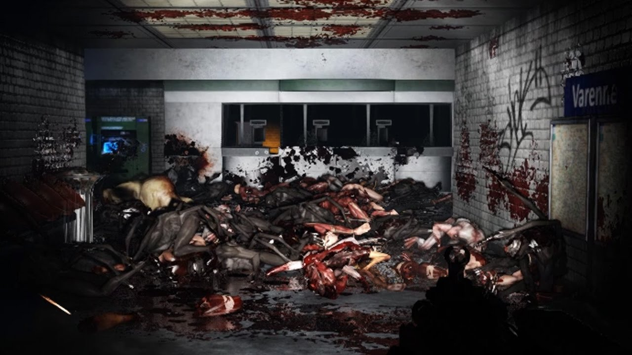 Killing Floor 2   100 Dead Body Amount Setting Gameplay