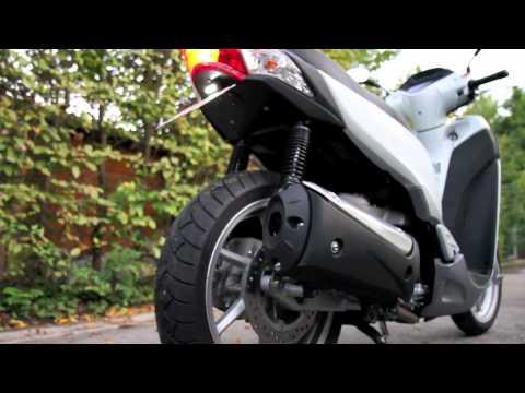 Honda Sh300 De Pino Youtube