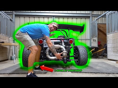 Insanely Fast Turbo Kit Car - I NEED ONE!!