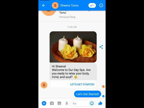 How A Messenger Chatbot Can Secure Client Bookings Fast!