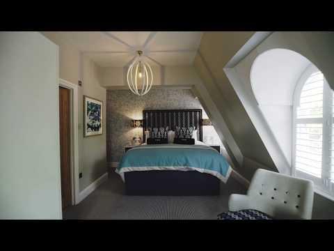 Bedrooms at Fowey Harbour Hotel