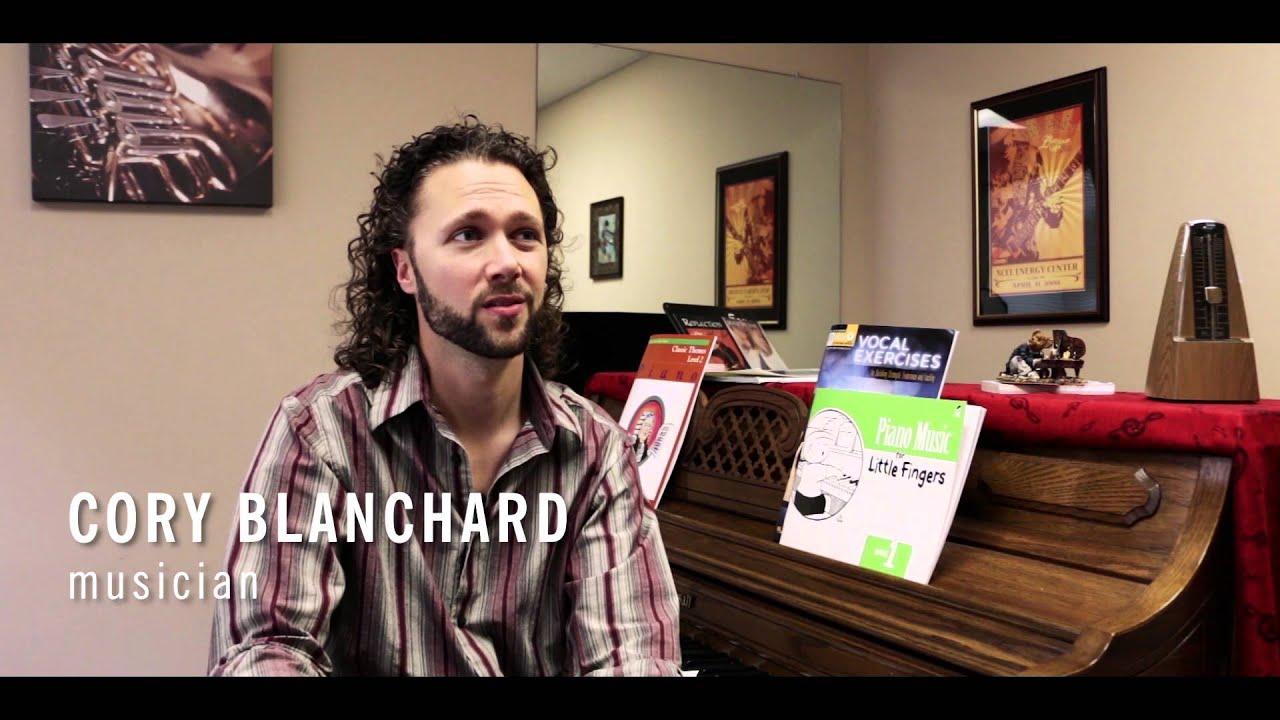 Rhythmic Circus Spotlight - Cory Blanchard - YouTube