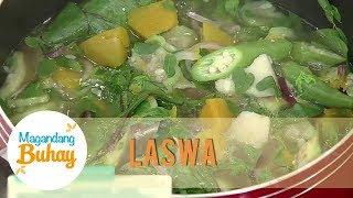 Laswa Recipe by Beauty Gonzalez | Magandang Buhay