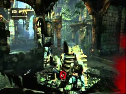 uncharted 2 monsters shambhala