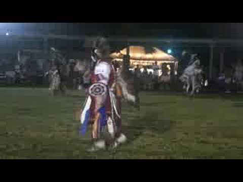 Mens Northern Traditional - Kickapoo Powwow 2008