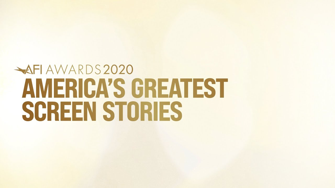 21 Honorees Over 21 Days: AFI Awards 2020