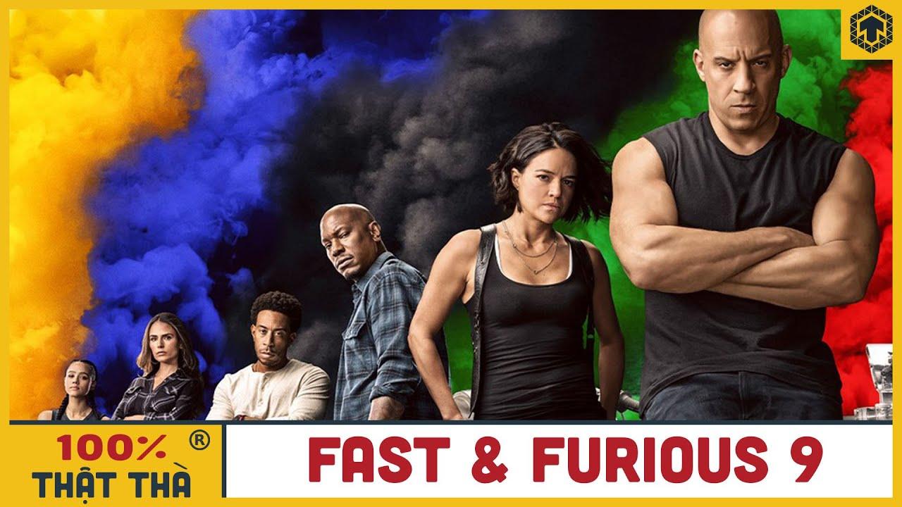 FAST & FURIOUS 9 - Ten Thật Thà   Trailer Thật Thà