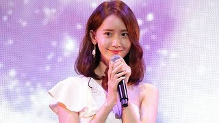 180716# YOONA successfully finished her fan meeting held in Japan