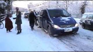 Chaos op wegen in Hilversum [ 21 december 10 ]
