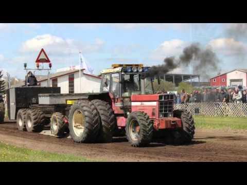 Traktortræk Nørre Aaby