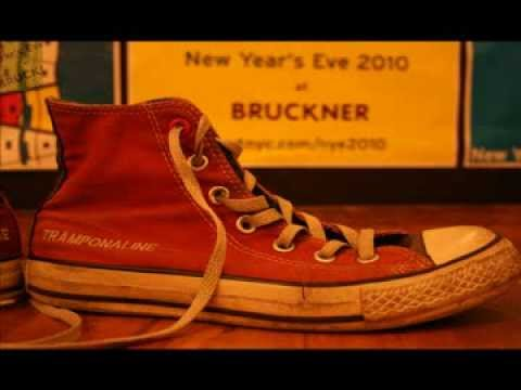 traveling shoe ~ New Year's Eve 2010 ~ sputnyc and Manyc Records at Bruckner