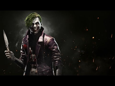 Injustice 2 - Introducing Joker!