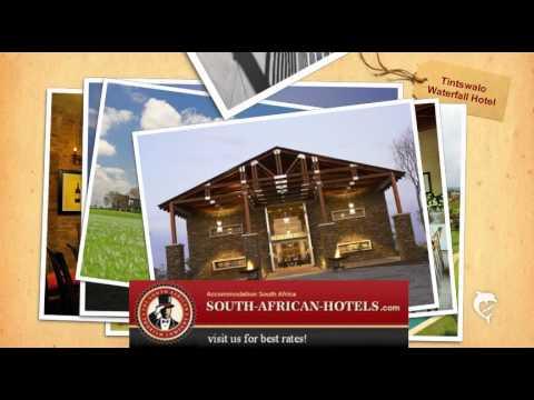 Tintswalo Waterfall Hotel, Johannesburg