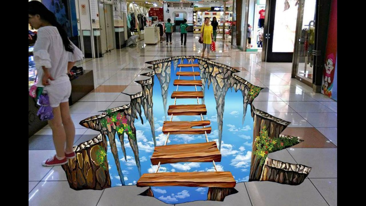 Over 25 Creative Ideas To Decorate Floor 3d Great