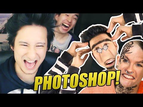 Youtuber Photoshoppen | Julien Bam