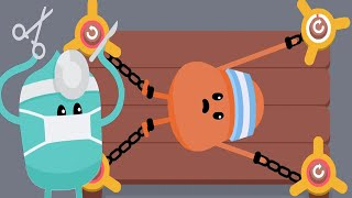 Dumb Ways To Die All Series - Funny Dumbest Mini Games Best Compilation