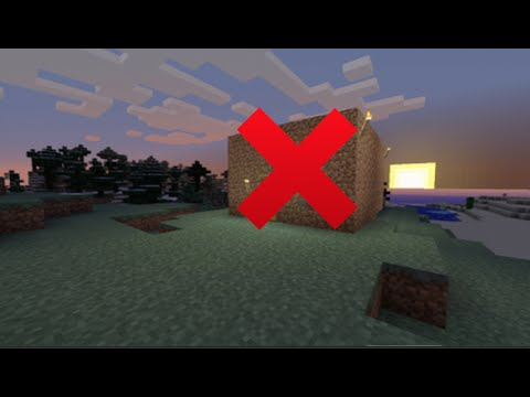 First Night House! - Minecraft Tutorial - YouTube