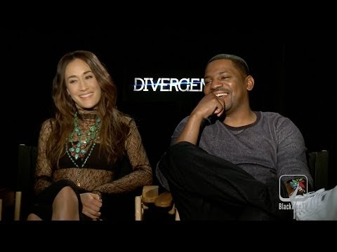 DIVERGENT  with Mekhi Phifer and Maggie 'Q'