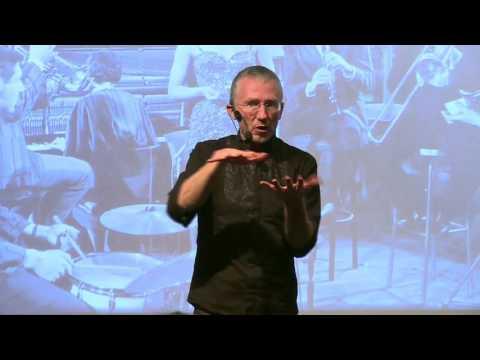 ICF on Tour - Keynote speech Jean-François Noubel - Brussels