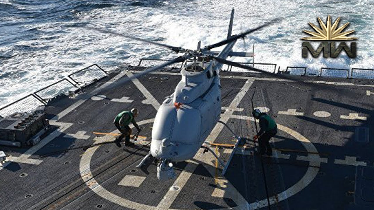MQ-8C Fire-X ⚔️ US UAV Helicopter [Review]