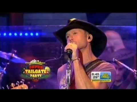Tim McGraw - One Of Those Nights[Live]