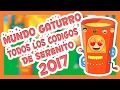 MUNDO GATURRO TODOS LOS CÓDIGOS DE SERENITO 2017 - Lovely Ariana
